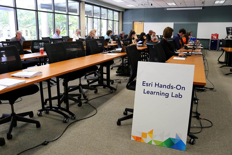 Esri Learning Lab