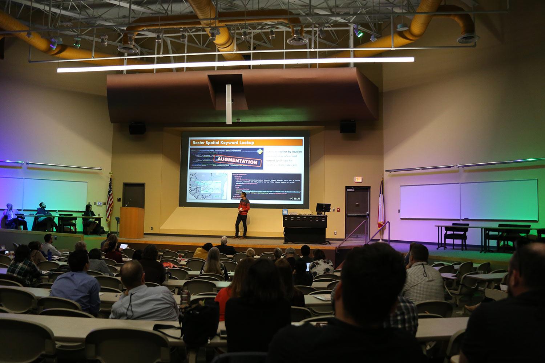 Michael Shensky speaking