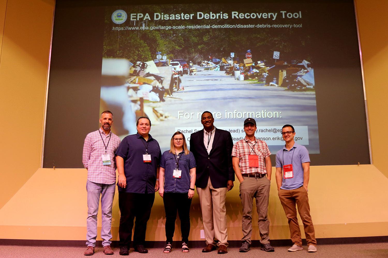 EPA Disaster Debris Recovery Tool