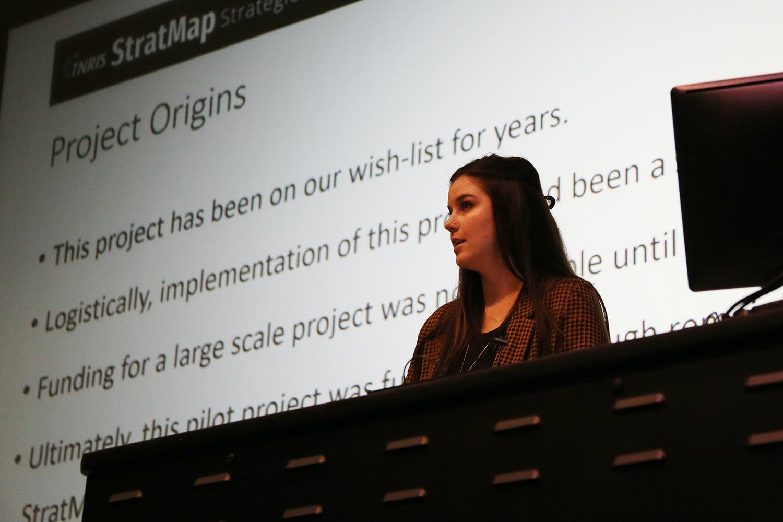 Project Origins slide