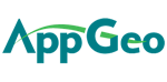 Logo and home page for Applied Geographics, Inc. (AppGeo)