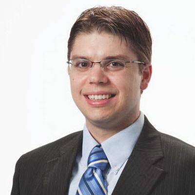 Head shot of Andrew Chapkowski