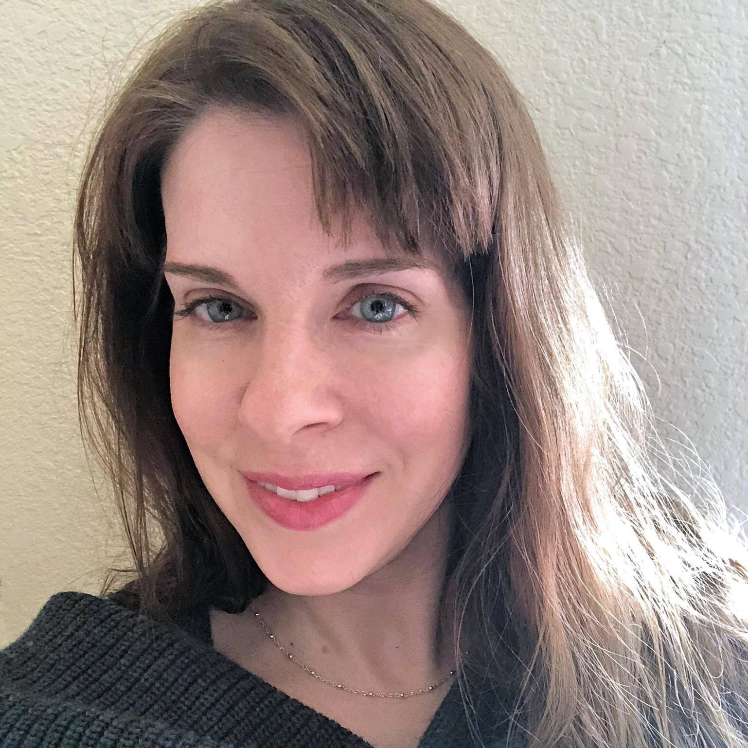 Head shot of Aubrey Drescher