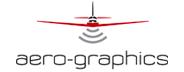 Logo and home page for Aero-Graphics, Inc.