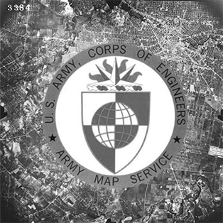 Army Map Service logo