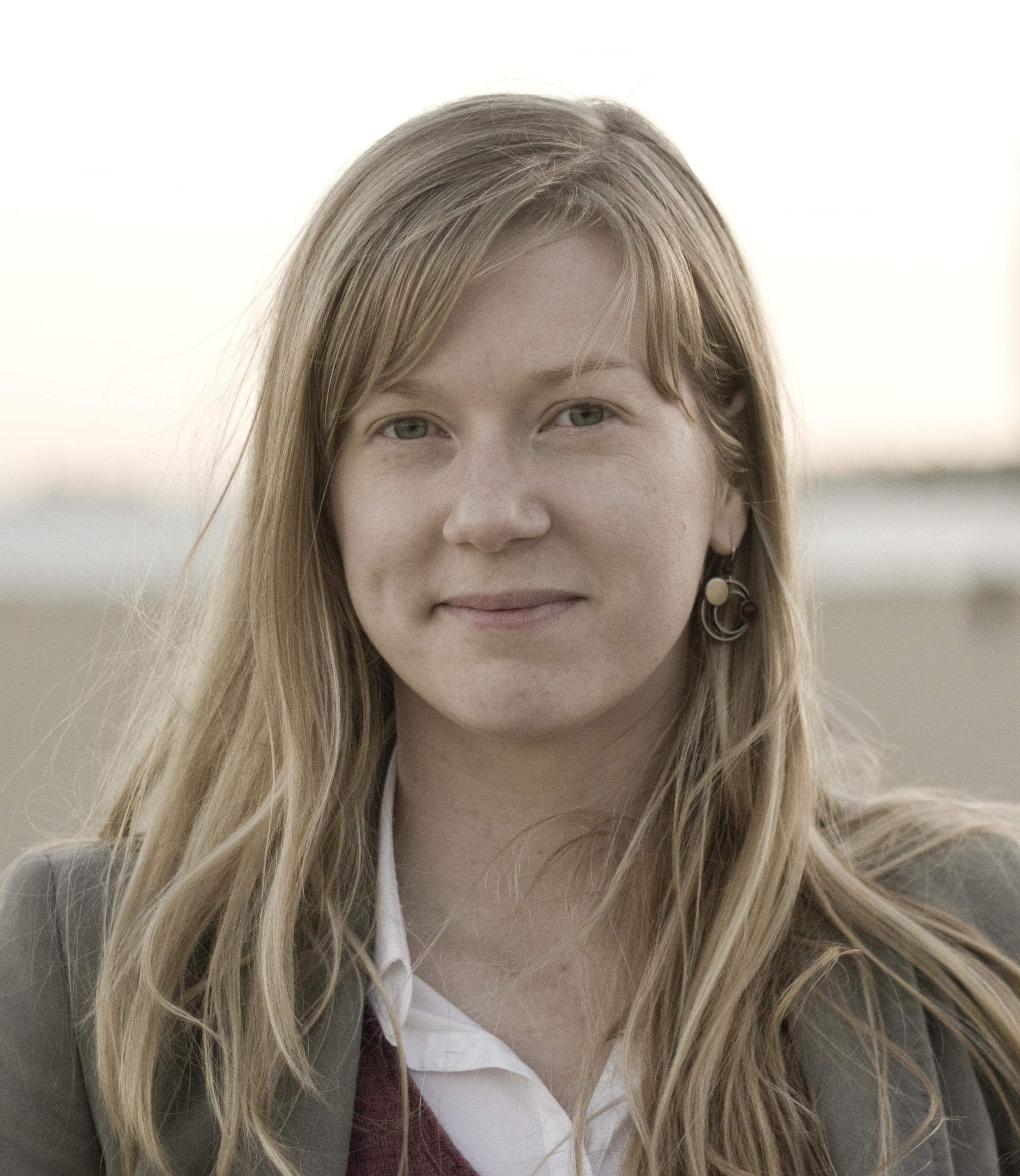 Head shot of Christine Doig