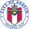 City of Austin logo and link to website