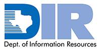 DIR Logo and link to website