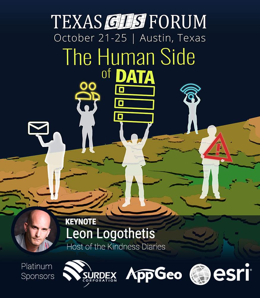 Texas GIS Forum Main Image