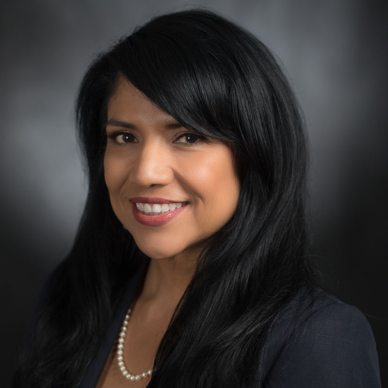 Headshot of Deputy GIO Felicia Retiz
