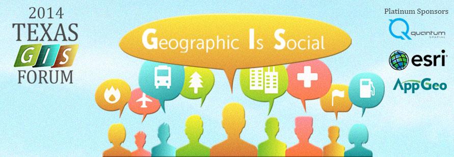 Main image for 2014 Texas GIS Forum