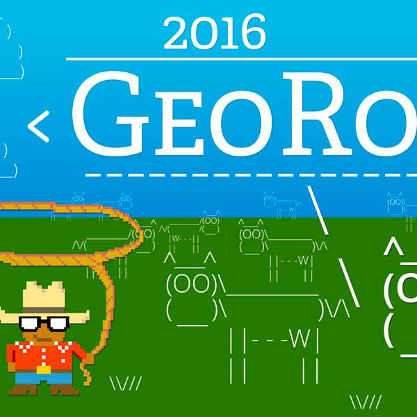 2016 GeoRodeo graphic