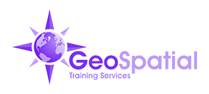 Geospatial Training services logo and link