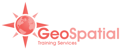 Geospatial Training Services Logo and Link to home page