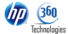 HP 360 logo and link to website