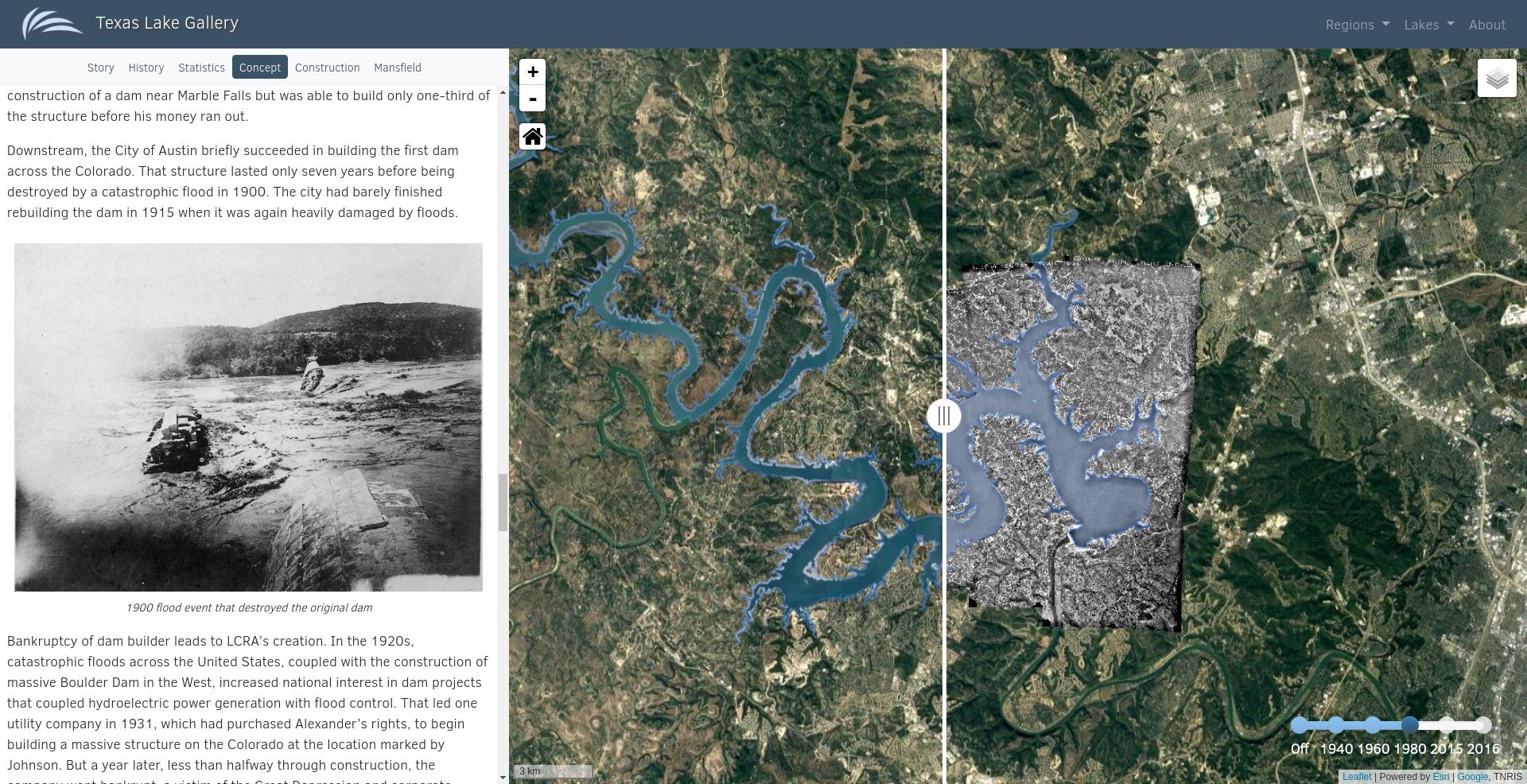 Lake of Texas Screenshot