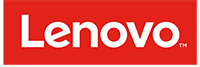 Lenovo geospatial logo and link