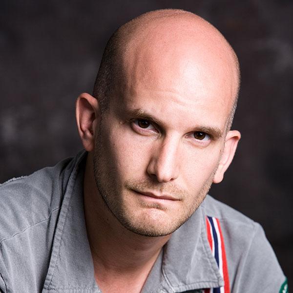 Headshot of Leon Logothetis