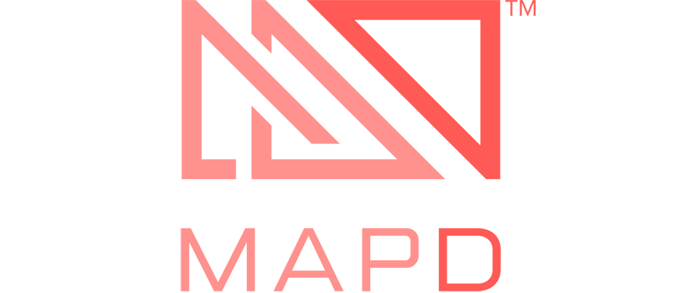 MapD Logo and Link to home page