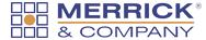 Merrick logo and link