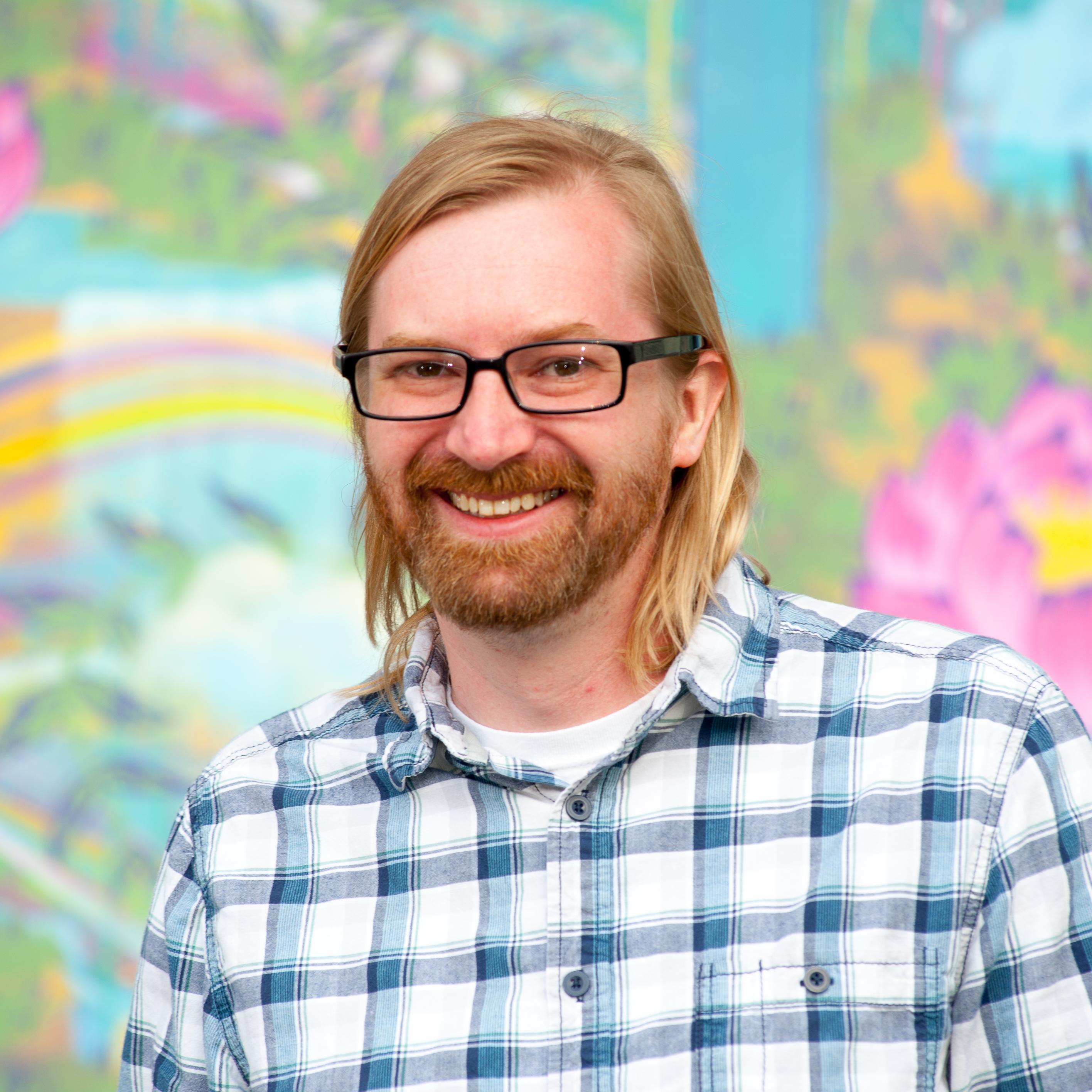 Head shot of Tim Renner