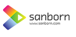 Sanborn logo and link