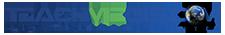 TeachMeGIS logo and link to website