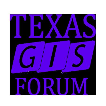 TX GIS Forum logo and link