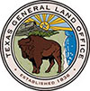 Texas General Land Office Logo and Link to website